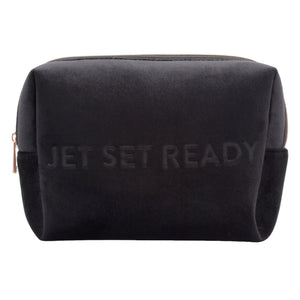 FRMTG Vixen Cosmetic Pouch Lg Blk
