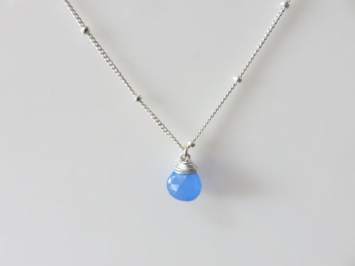LTS Trinket Necklace Silver