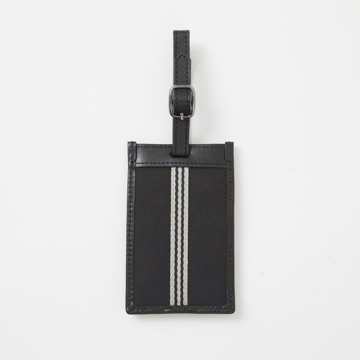 Baekgaard USA Luggage Tag Micro Black
