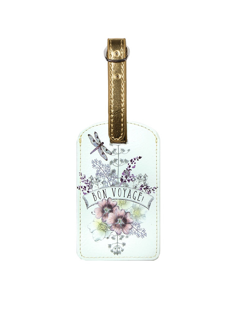 Papaya Art Luggage Tags