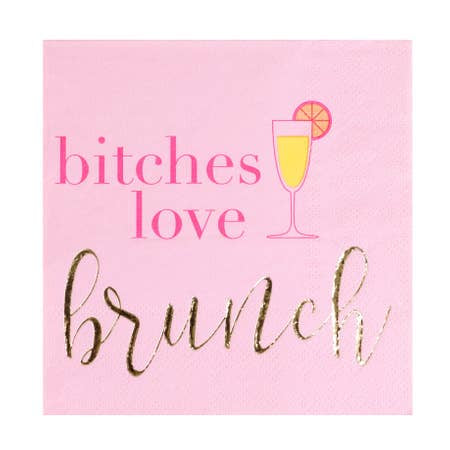 Love Brunch Napkins