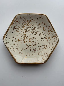 Speckled Trinket Tray