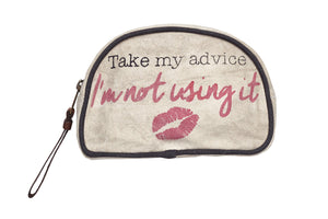 Mona B Advice Cosmetic Bag
