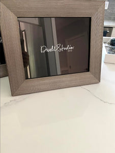 Wood Picture Frame 8x10