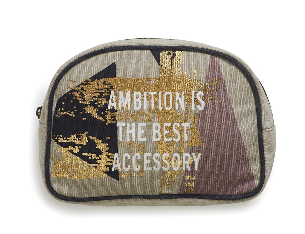 Makeup Bag, Ambition