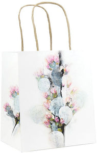Papaya Art Mini Gift Bag, Cactus Flower