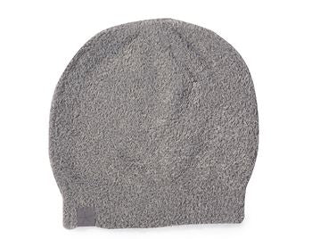 Barefoot Dreams Infant Beanie Pewter 0-6m. XS