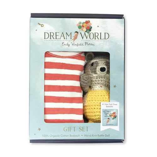 F&E Dream World Gift Set, 0-3m