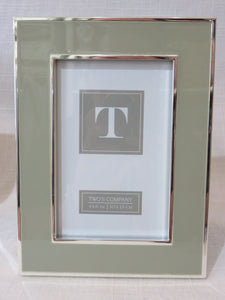 Two's Company Silver Plated Frame