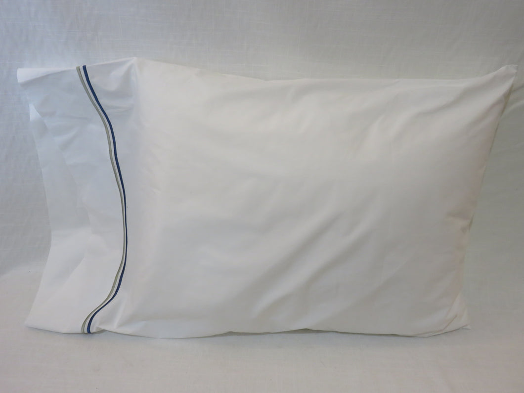 Legacy Percale Satin Stitch
