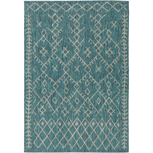 Surya Aqua Global Inspired Outdoor Area Rug