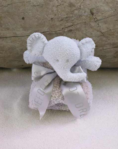Barefoot Dreams Elephant Pocket Buddie