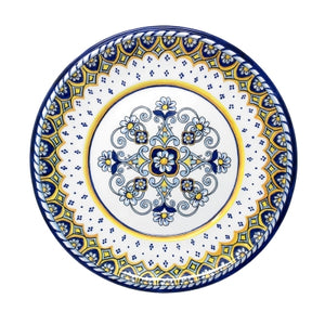 Le Cadeaux Sorrento Dinner Plate, Set of 4