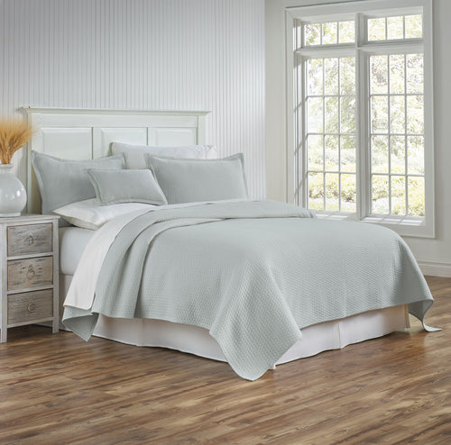 Tracey Coverlet, Sea Glass