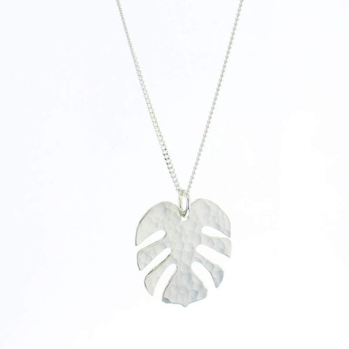 Silver Tropics Necklace