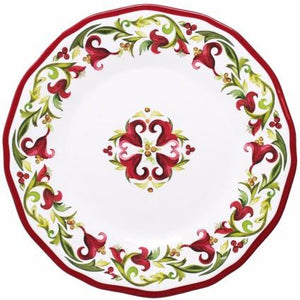 Le Cadeaux Vischio Salad Plate, Set of 4