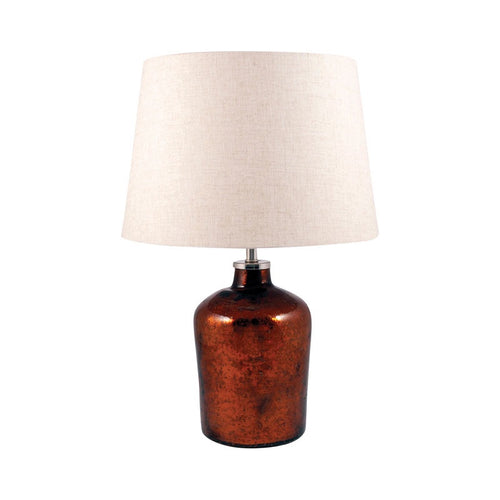 Pomeroy Oliver Copper Table Lamp