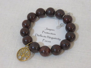 Power Beads by Jen Tree Jasper