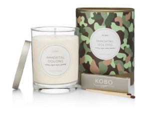 Immortal Oolong Candle