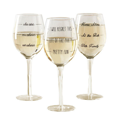 Wine Not? Wine Glass