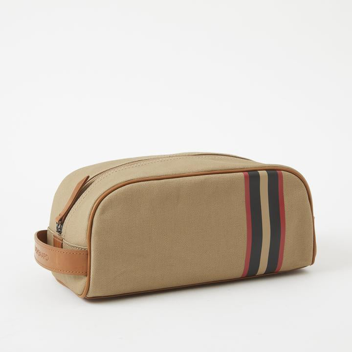 Baekgaard USA Dopp Travel Canvas
