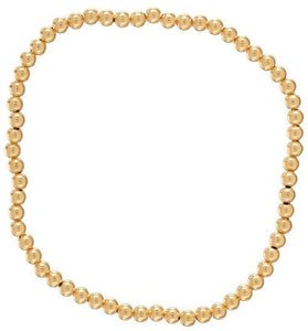 Enewton Design Classic Gold Medium Bead Bracelet