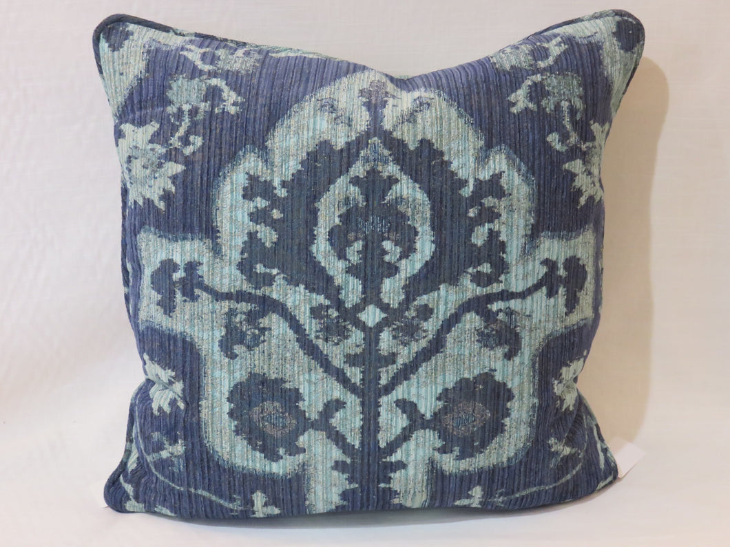 Custom Damask Euro Pillow