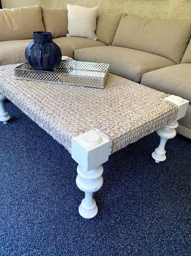 Cream Coffee Table