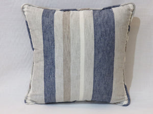 Custom Stripe Reversible Pillow