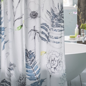Designer's Guild Acanthus Shower Curtain