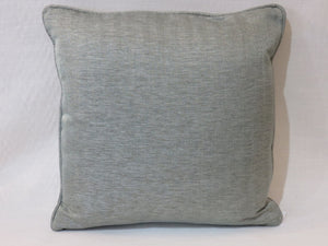 Custom Aqua Throw pillow