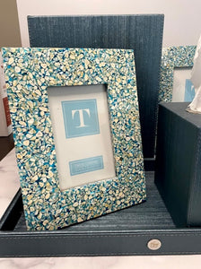 Mother of Pearl Picture Frame 4x6