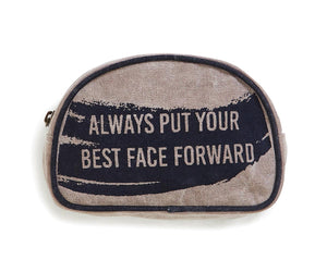 Makeup Bag, Best Face Forward