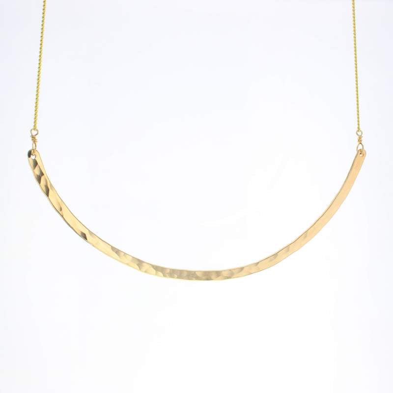 Gold Regal Necklace