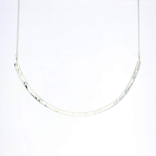 Silver Regal Necklace