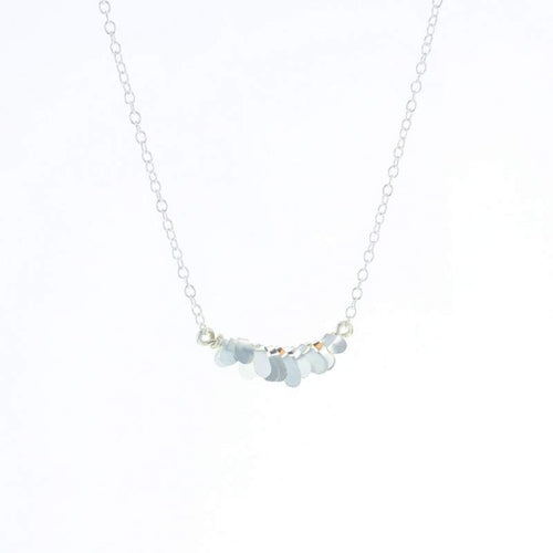 Silver Mesi Necklace