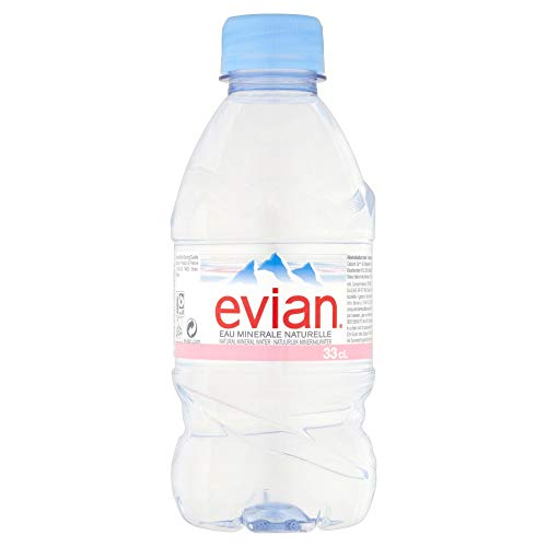 Evian | Mineral Water | 24 X 330Ml