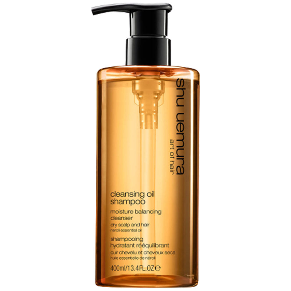 Shu Uemura Cleansing Oil Shampoo Dry Scalp and Hair 400ml