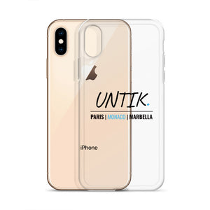 - Untik PMM IPhone Case - Untik