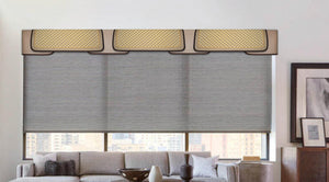 Traceable Designer DIY valance kit. make custom valances withoout sewing!