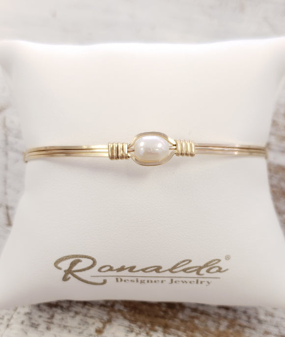 Pearl of My Heart Bracelet