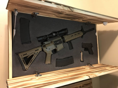 Image of Home Defense Cabinet 3 Foot