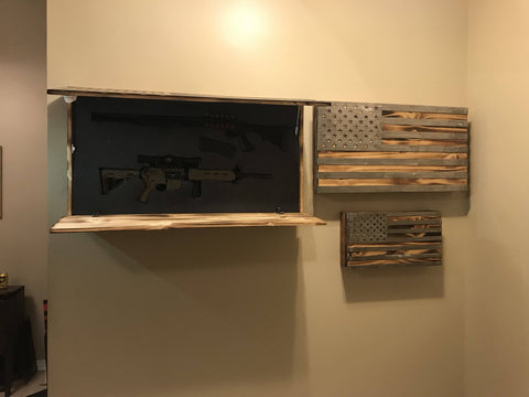 Image of Home Defense Cabinet 4 Foot