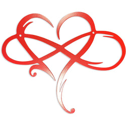 Infinity Heart- Red (Limited Quantity)
