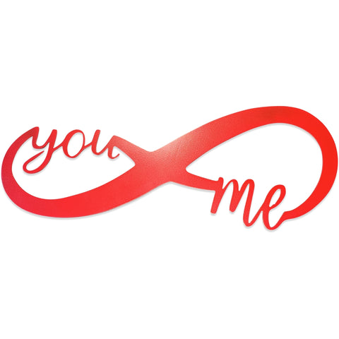 You and Me Infinity- Red (Limited Quantity)