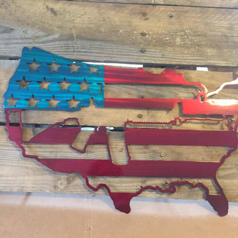 Image of America AR-15 Cutout