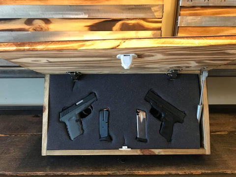 Image of Home Defense Cabinet 2 Foot