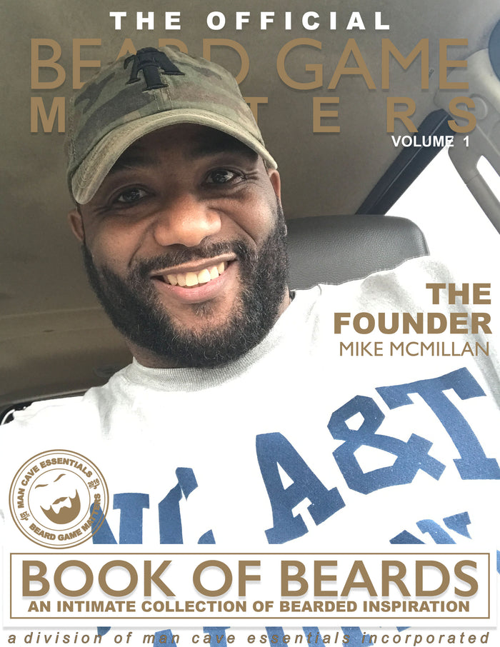 2019 Beard Game Matters - The Book of Beards