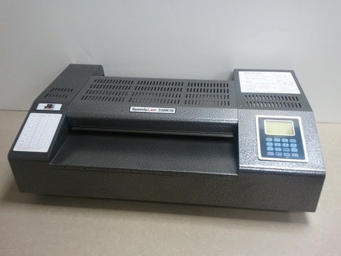 James Burn Speedy-Lam 330R10 10 Roller Laminator