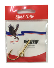 Fishing Hook clasp(Tie Clip) - Whitetail Smokeless